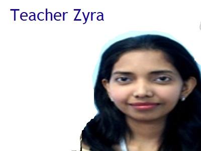 Zyra 강사님